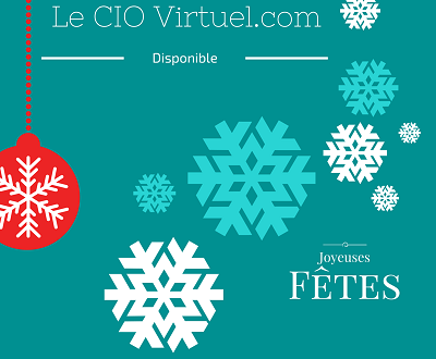 Le CIO Virtuel Joyeuses Fêtes